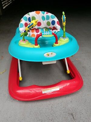 Baby Walker - 'Baby Solutions' brand, 'Wanderer' style