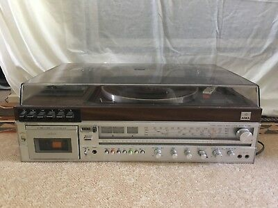 AIWA Stereo Cassette Record Music System AF- 5080