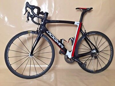 2016 pinarello dogma F8 Carbon T11001k Compagnolo Chorus 55cm 100% authentic