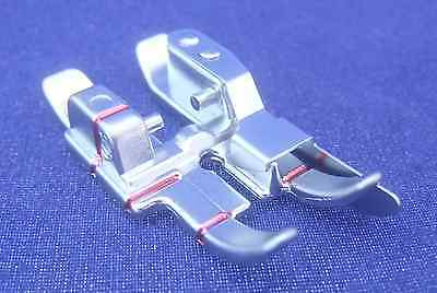 """Quarter Inch 1/4"""" Foot W/guide For Pfaff Sewing Machine Quilting Patchwork Idt"""