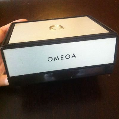 Authentic vintage Omega watch box