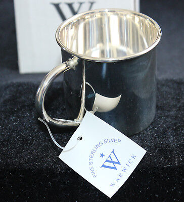 Warwick Sterling Silver Baby/Child's Cup