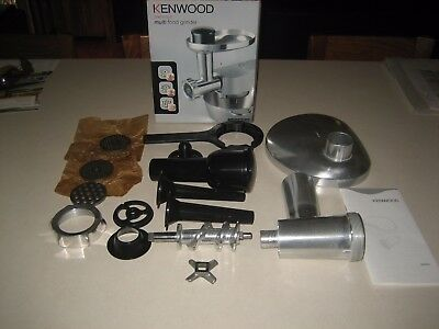 Kenwood Chef / Major Multi Food Grinder Attachment At950A (Hardly Used)  Handy