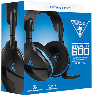 Turtle Beach Ear Force Stealth 600p  - PlayStation 4 - BRAND NEW