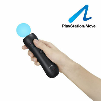 Genuine Sony PlayStation Move Motion Controller PS4 PS3 DUALSHOCK 3