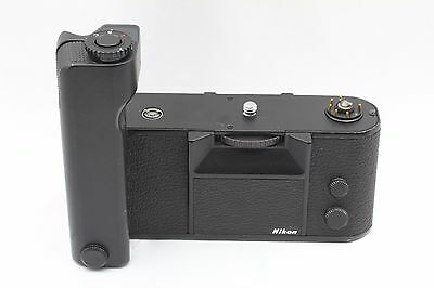 """""""EXC+"""" Nikon MD-4 Motor Drive for F3 Camera From Japan #2027"""