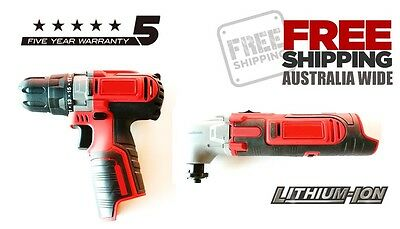 Cordless Drill And Renovator Tool 12V Free Battery & Charger Free Post!