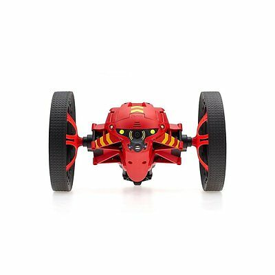 Parrot MiniDrones Jumping Night Drone Marshall in Red
