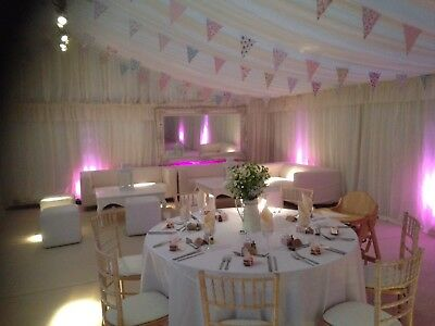 Marquee Hire Business Based In Buckinghamshire