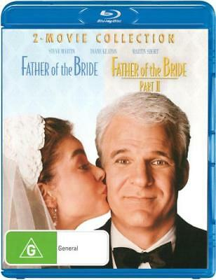 Father of the Bride / Father of the Bride II (1 Disc)  - BLU-RAY - NEW Region B