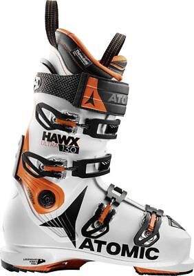Atomic Hawx Ultra 130 2018 Ski Boots White/Orange/Black