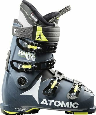 Atomic Hawx Magna 130 2018 Ski Boots Dark Blue/Lime/Black