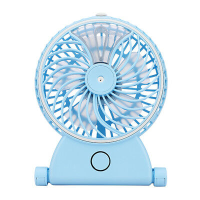 FP New Summer Humidifier Mini Fan USB Rechargeable Water Mist Fan With Lithium B