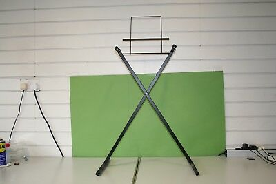 Keyboard Stand with Music Holder