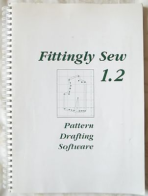 Vintage Fittingly Sew 1.2 Pattern Drafting Manual