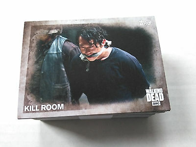 Walking Dead Season 5 Topps Complete 100 Card Base Set