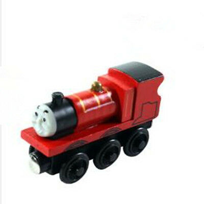percy Thomas Friends Wooden Magnetic Tank Engine Railway baby trains red yyy