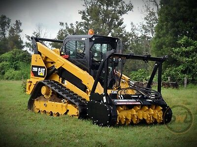 New Digga Magnum Hydraulic/forestry/mulcher Suit Skid Steer Will Beat Any Price!