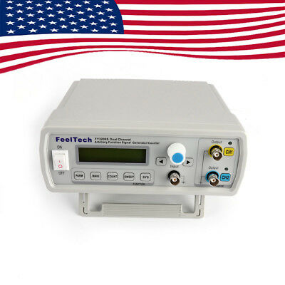 Dual-Channel US 24MHz FY3224S Signal Generator Arbitrary Waveform DDS Function