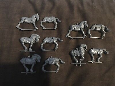 Warhammer Age Of Sigmar Freeguild Empire Pistoliers / Outrider Horses