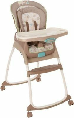 NEW &SEALED Trio 3-in-1 Deluxe Portable Baby High Chair