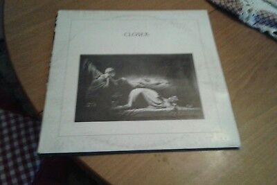 Joy Division - Closer  Lp Made In Italy