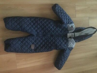 Lovely Boys Snowsuit From Next 2-3years