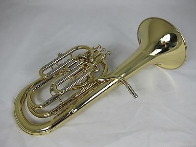 York Preference BA3055 Compensating Baritone Horn - Lacquer (used instrument)