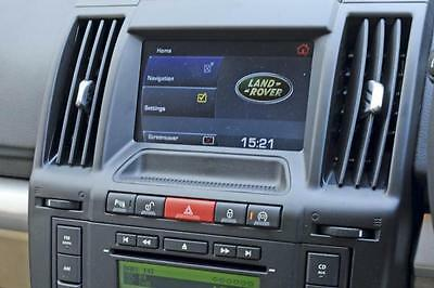 Land Rover Freelander 2 Latest Sat Nav Update Map Disc, Cd/dvd 2015 - 2016