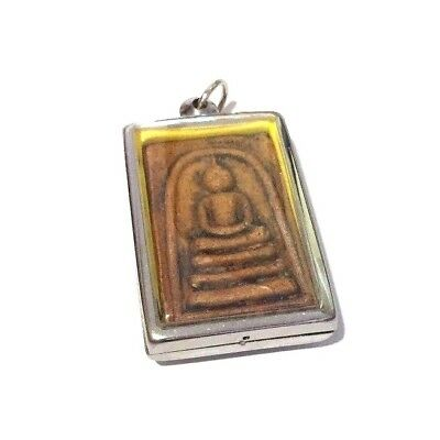 ฺBest Statue  Buddha Talisman Yant Thai Amulet For Wealth Fortune Protect life