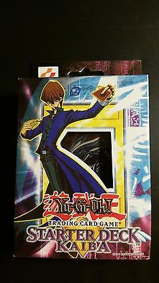 Yugioh Starter Deck Kaiba US Version sealed BRAND NEW in Near MINT condition!