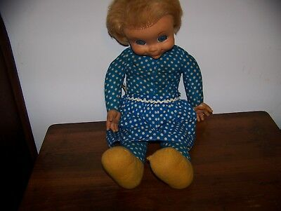 Vintage  Mrs. Beasly Doll from Familly Affair- Non Talking