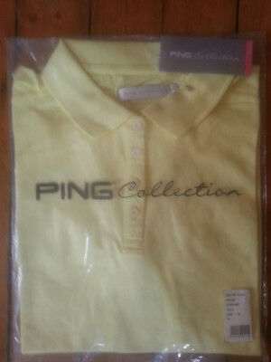 Ping Collection Ladies Destiny Golf Polo