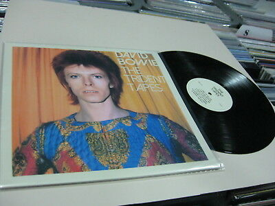 David Bowie Lp The Trident Tapes