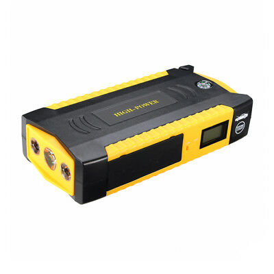 69800mAh Car Jump Starter Portable Battery Charger Backup Charger Multifunction