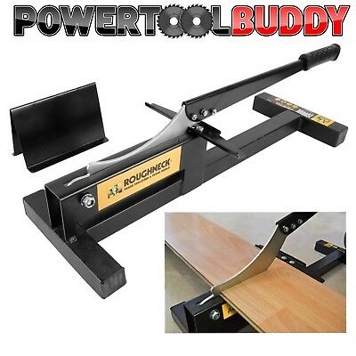 Roughneck ROU36010 All Metal Laminate Flooring Cutter/Guillotine B10