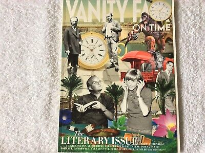 VANITY FAIR on time The Literary Issue 2011 October