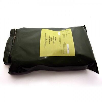 Polish Army Food Daily Meal Military Combat EPA SRG Ration MRE Variant 4-SR-4