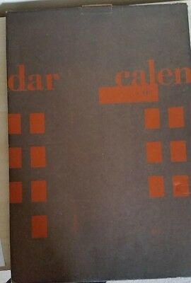 ***v23 / 4Ad Calendar***from 1990***very Rare***