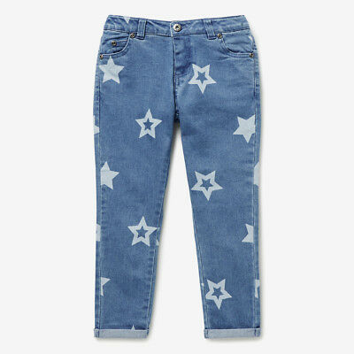 Girls Seed Star Jeans Size 10