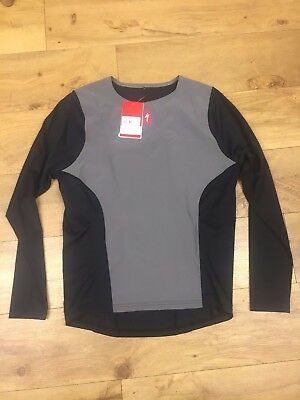 Specialized Deflect 1st Base Layer with windstop L - BRAND NEW RRP £35