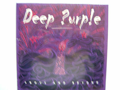 "Deep Purple-Above And Beyond- 7"" Colored Single-Limited Edition NEW-OVP 2013"