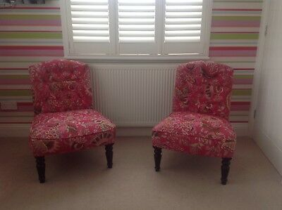 Set Of Bedroom Chairs.