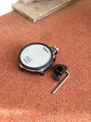 Roland Pd85 mesh drum with clamp