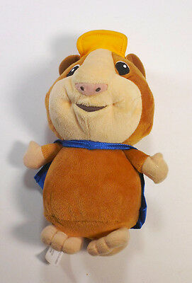 """Wonder Pets 8"""" Plush Linny Hamster Stuffed Animal toy Fisher Price Collectible"""