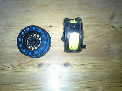 Fly Fishing Reel Ron Thompson With Spare Spool And Line