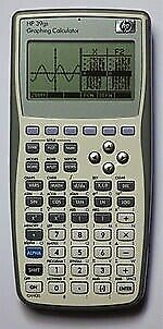 HP 39gs graphic calculator