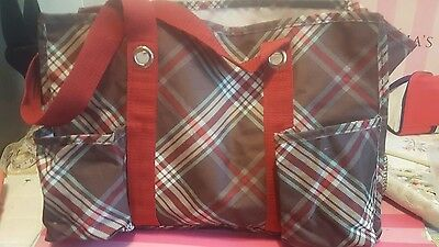 thirty one LG tote great cond  many compartments