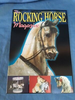 Rocking Horse Magazine Book Issue 2 Making Restoring History Of Collinson Horses