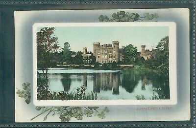 Johnstown Castle, Wexford, Leinster. Printed, 1909.